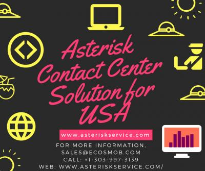 Asterisk Contact Center Solution for USA