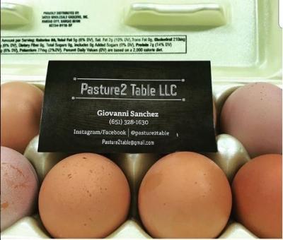 Pasture2 Table - Local Organic Chicken Farm in Neb