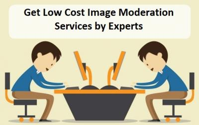 Get Low Cost Image Moderation Services by Experts