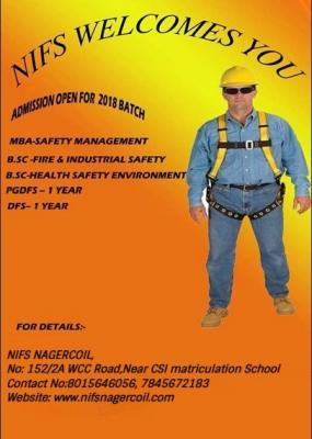 BSc SAFETY COURSES IN NAGERCOIL