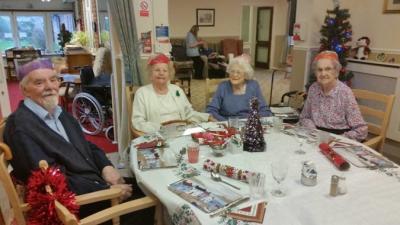 Nursing home UK