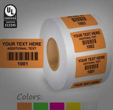 Label Printing Company in Fort Wayne