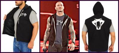Wrestler Randy Orton Rko Fleece Hoodie