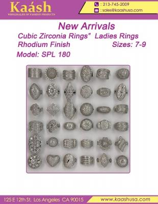 New Arrival Cubic Zirconia  Rings