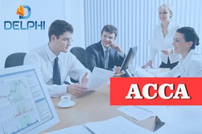 ACCA Training Course In Saudi Arabia