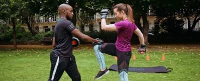 Personal Trainer Kingston   Mobile Fitness London