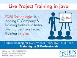 Live Project Training in Ahmedabad, Final Year Pro