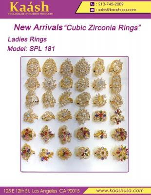New Arrival Cubic Zirconia Ring