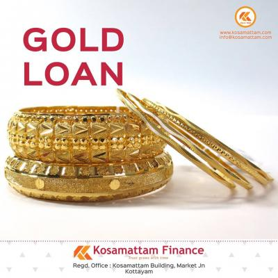 Gold Loan - Kosamattam Finance