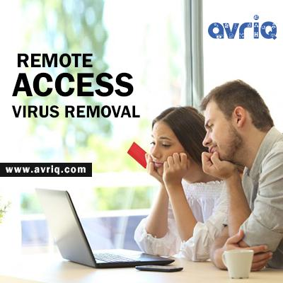 AVRiQ is offering Best Virus Removal Services