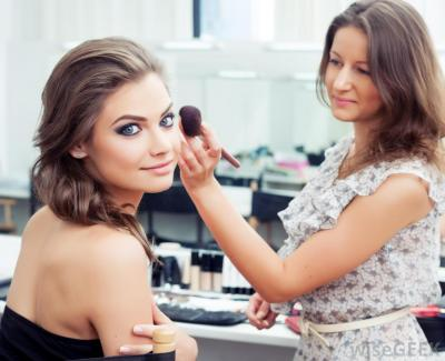 Hire a makeup artist and look fabulous in an Event