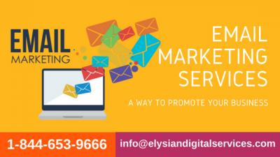 Email Marketing Services | Elysian Digital Service