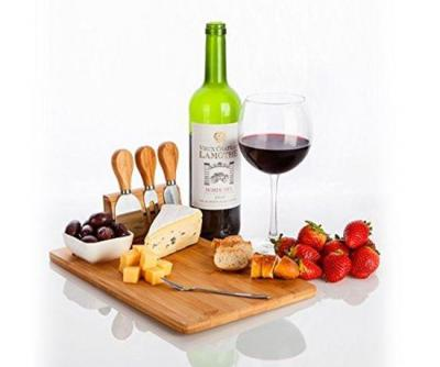 Bamboo Cheese Cutting & Serving Board