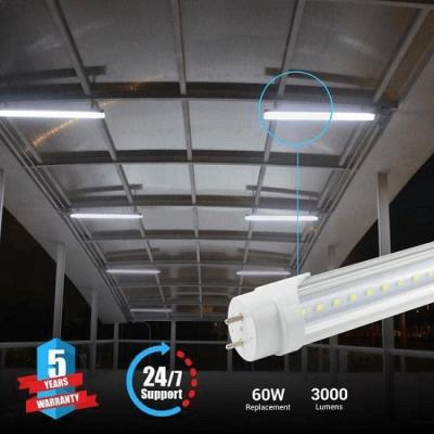 Clear White T8 4ft 22W LED Tube For SALE -top sell