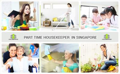 Part Time Housekeeper