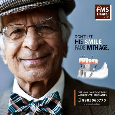 All-on-4 Dental Implant Clinic in Hyderabad India