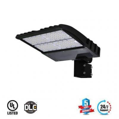 Buy LED Pole Light 150 Watt 5700K Black AM