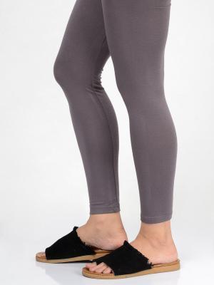 Basic Tights-Grey