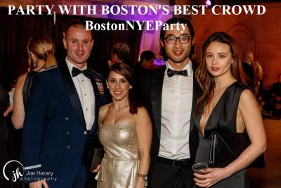 Timeless: Boston's Most Exclusive New Years Party