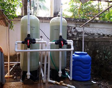 Water Softener plant in Thane