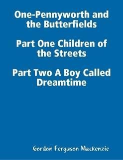 Four Blue Cover Books