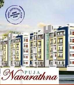 SRR Marketing Puja Navarathna 2 BHK and 3 BHK