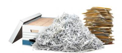 Hire a Professional Shredder | Security Shredding.