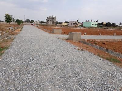 Ready plot for sale @ Bagalur Village