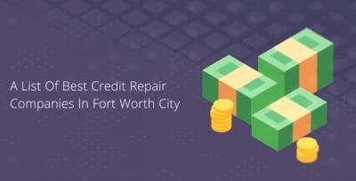 Credit Repair Fort Worth