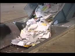 Paper shredding company