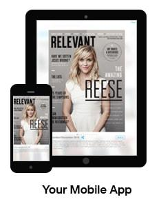 Self  Publishing Services App - mag+