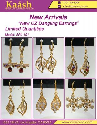 New Arrival New Dangling Earring