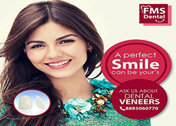 Best Cosmetic Dental Clinic in India