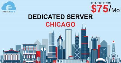 Dedicated Servers Hosting Chicago