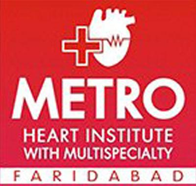 Cardiology Department - Metro Hospital in Faridaba