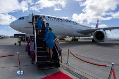Hawaiian Airlines Flight Schedule
