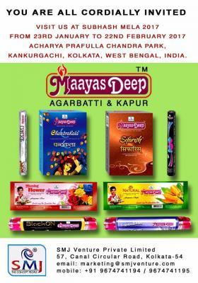 Agarbatti Manufacturer In India