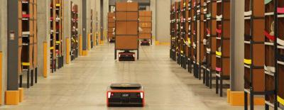 Intelligent Warehouse Management Systems