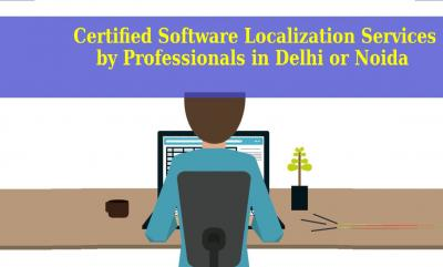 Certified Software Localization Services