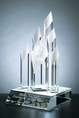 Buy Customized Corporate Trophies From Blue Ribbon