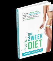 The 2 weeks diet