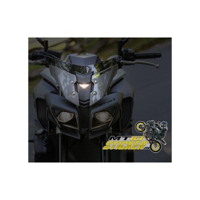 Yamaha MT-10 Headlight Stickers (43)
