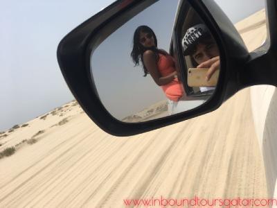 Half day desert safari 4 hour- Doha Qatar