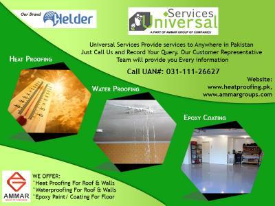 Best Roof Heat/ Water proofing & Epoxy Paint