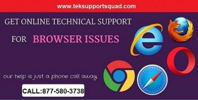 Browser Technical Support Services Houston