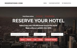 Compare & Save on Cheap Hotel Deals| Reservations.