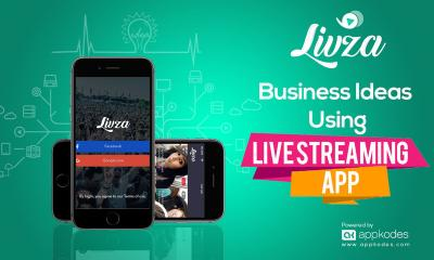 Instantly start your live streaming business