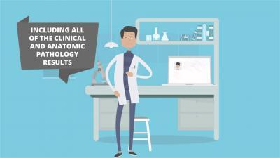 Anatomic pathology laboratory information system