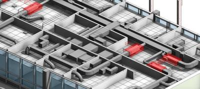 HVAC Institutional Engineering Projects - Silicon