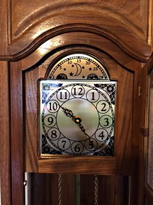 Junior Size Grandfather clocks